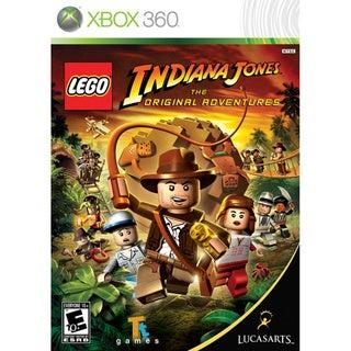Xbox 360 - Lego Indiana Jone The Original Adventures