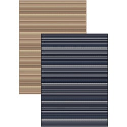 "Adley Stripes Area Rug (7'9""x11')"