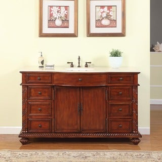 Single Vanities 51 60 Inches Bathroom Vanities Overstock Shopping Single Double Sink Vanities