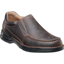 Men's Nunn Bush Patterson Brown Crazy Horse Leather