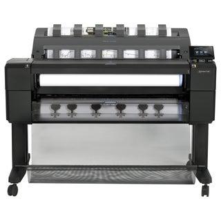 "HP Designjet T1500 PostScript Inkjet Large Format Printer - 35.98"" -"