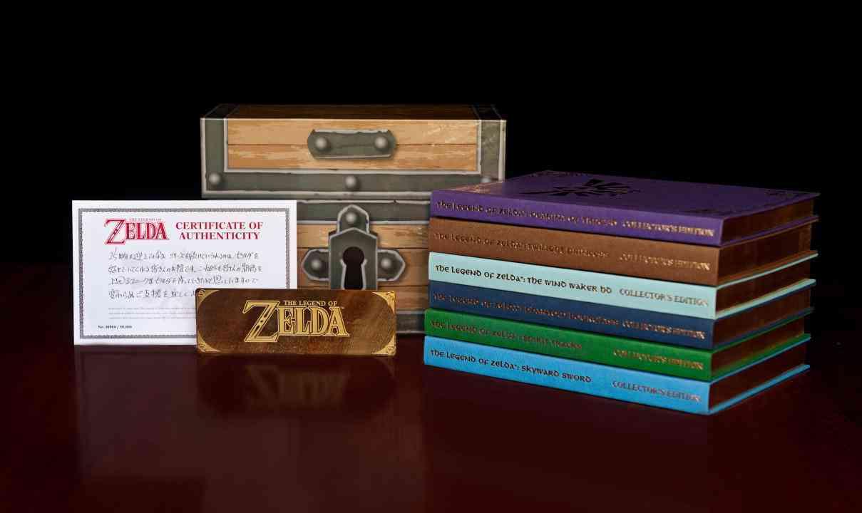 The Legend of Zelda (Hardcover)