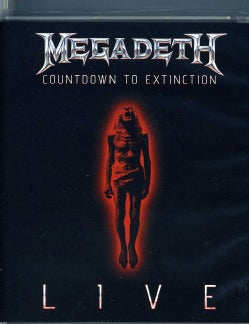 Countdown To Extinction: Live (DVD)