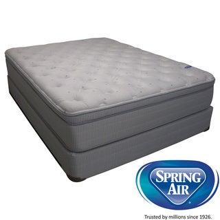 Online Sleep Master ICoil 12 Inch Support Plus Mattress, Queen