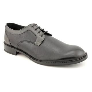 Robert Cameron Men's 'Partner' Leather Casual Shoes - Wide (Size 9.5 )