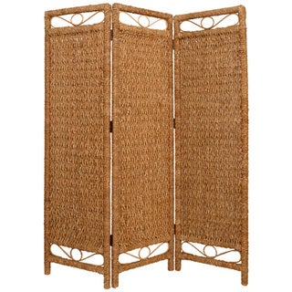 Cascading Palm 3-Panel Screen (Philippines)