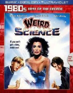 Weird Science (Blu-ray Disc)