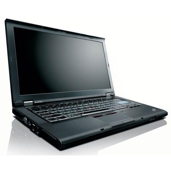 "Lenovo ThinkPad T410 2.4GHz 4GB 160GB Win 7 14"" Laptop (Refurbished)"