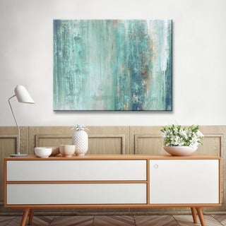 Alexis Bueno 'Abstract Spa' Gallery Wrapped Canvas