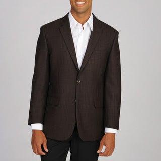 Prontomoda Elite Men's Rich Wool Blazer