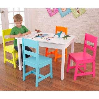 KidKraft Highlighter Table and Chair Set