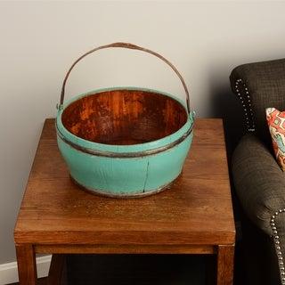 Wooden Vintage Kitchen Bucket