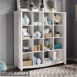 Bush Furniture 'Aero' 16-cube Bookcase