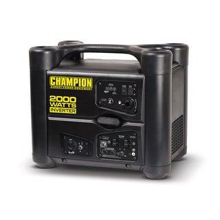 Champion Power Equipment 1700/2000 Watt Power Inverter Generator