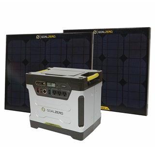 GOAL ZERO Yeti Solar Generator Kit