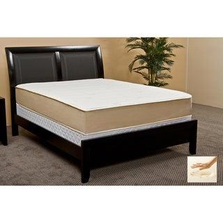 Rest Assure High Density 10.5-inch Queen-size Memory Foam Mattress