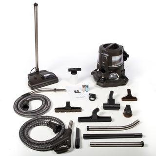 Rainbow Canister 2-speed E series HEPA E2 Blue Platinum Pet Vacuum (Refurbished)