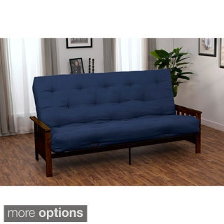 Provo Full-size with Inner Spring Futon Sofa Sleeper Bed