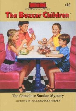 The Chocolate Sundae Mystery (Paperback)