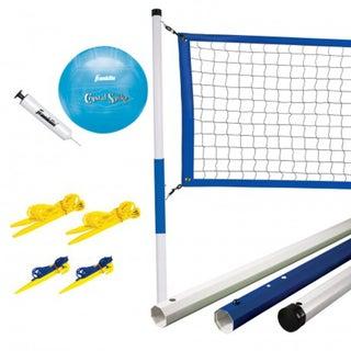 Franklin Sports Recreational Volleyball Set