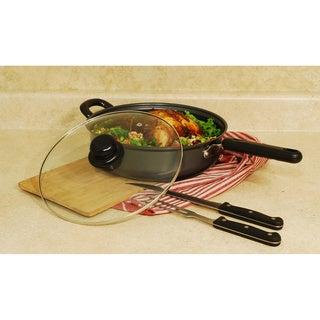 Carbon Steel 5-quart Chicken Fryer