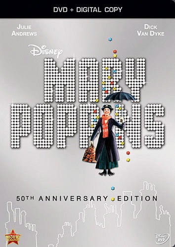 Mary Poppins (50th Anniversary Edition) (DVD)