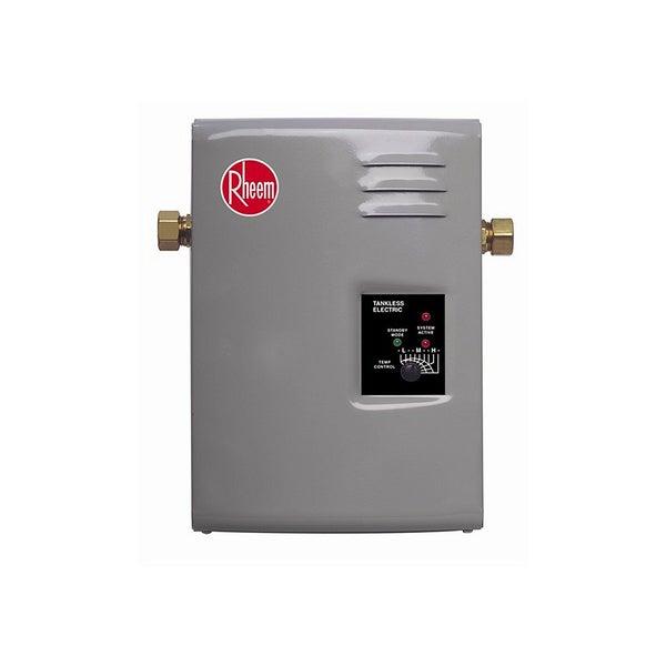 Rheem 'RTE 13' 4 GPM Electric Tankless Water Heater