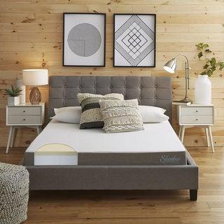 Slumber Solutions Choose Your Comfort 8-inch Twin-size Memory Foam Mattress