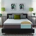 Slumber Solutions Choose Your Comfort 14-inch Twin-size Memory Foam Mattress