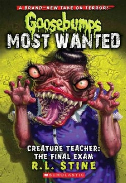 Creature Teacher: The Final Exam (Paperback)