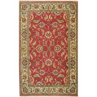 Karastan Ashara Agra Red Rug (4'3 x 6')