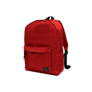 Sumdex Red Venture Laptop Backpack