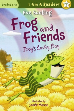 Frog's Lucky Day (Paperback)