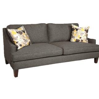 Fairmont Designs Made To Order Malakai Dark Grey Sofa