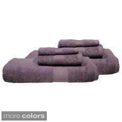 Baltic Linen Ring Soft Cotton 6 Piece Towel Set