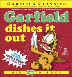 Garfield Dishes It Out (Paperback)