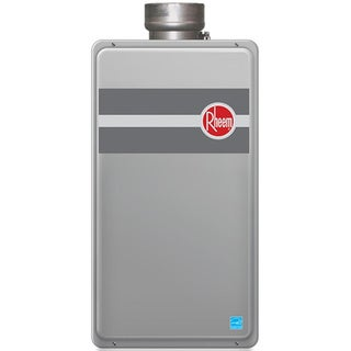Rheem RTG-84DVLN 8.4 GPM Low NOx Direct Vent Tankless Natural Gas Water Heater