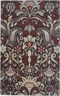 Power-Loomed Handicraft Imports Gibraltar Brown Area Rug (9'2 X 12'6)
