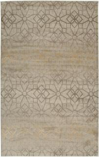 Handicraft Imports Gibraltar Transitional Ivory Heat-set Power-loomed Area Rug (9'2 x 12'6)