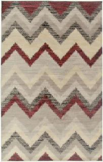 Power-loomed Handicraft Imports Gibraltar Beige Heat-Set Area Rug (9'2 x 12'6)