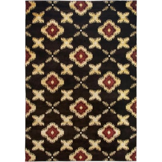 Gibraltar Brown Area Rug (9'2 x 12'6)