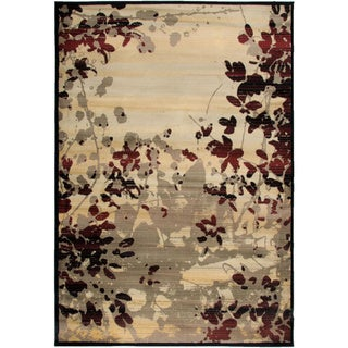 Rizzy Home Bay Side Collection Power-loomed Accent Rug (9'2 x 12'6)