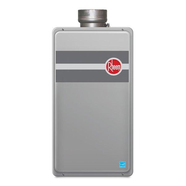 Rheem RTG-84DVLP 8.4 GPM Low NOx Indoor Direct Vent Tankless Propane Water Heater