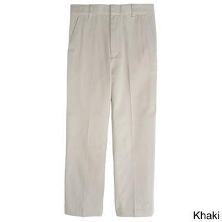 French Toast Boys Modern Fit Adjustable Waist Pants