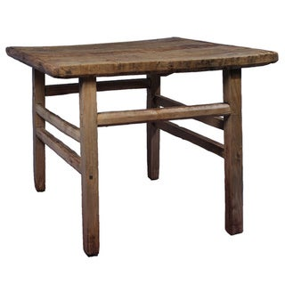 Vintage Wooden Dinner Table