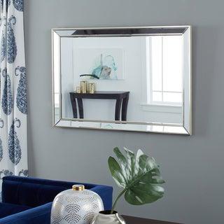 ABBYSON LIVING Ariel Rectangle Wall Mirror