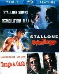 Sylvester Stallone: Triple Feature (Blu-ray Disc)