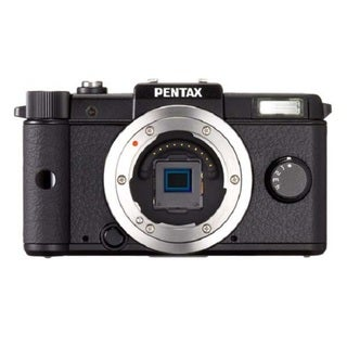 Pentax Q 12.4MP Black Digital DSLR Camera