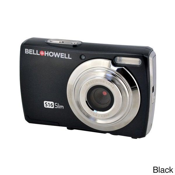 Bell+Howell S16 Ultra Slim 16MP Digital Camera