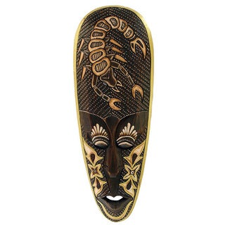 Lombok Scorpion Mask (Indonesia)
